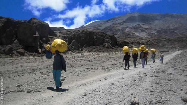 Un encadrement au top pour ce trek safari photo sur le Mont Kilimanjaro
