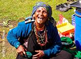 Jours 6 à 10: itinéraires de trekking entre sommets et villages authentiques de l'Himalaya - voyages adékua