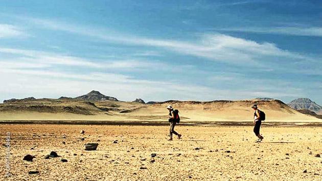 Un circuit trek hors du temps dans les étendues du territoire du Damaraland