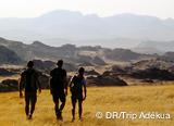 Jours 3 à 4: trek à la découverte de l'oued Huab - voyages adékua