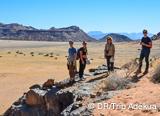 Jours 1 à 2: découverte du Damaraland en Namibie - voyages adékua