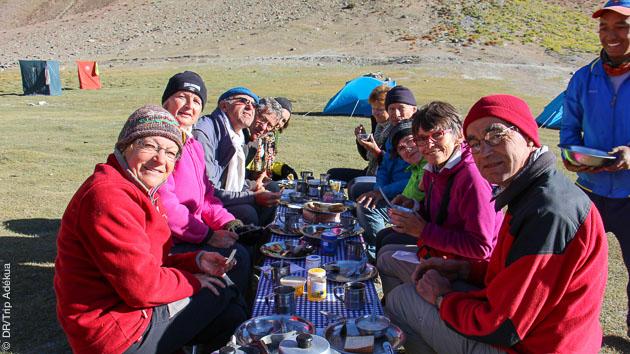 Un circuit itinérant au Ladakh, avec guide et bivouac