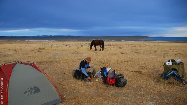 Bivouacs et rencontres d'exception en Mongolie lors de votre séjour trekking