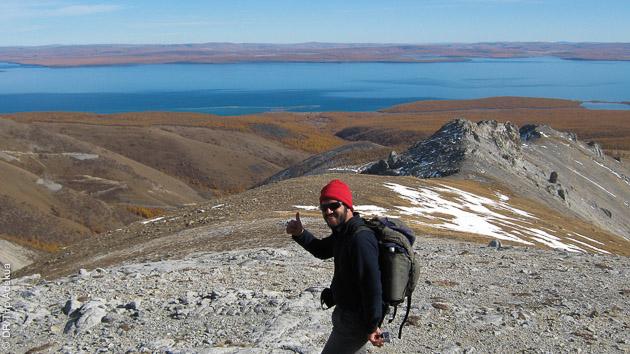 Super séjour trekking en Mongolie dans le massif du Khorido Saridag