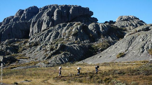 Un trek malgache dans une nature préservée avec Trek Adekua