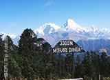 Jours 5 à 7 : trek sur les contreforts de l'Annapurna - voyages adékua