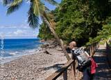 Séjour découverte randonnée trekking au cœur de la nature de La Dominique - voyages adékua