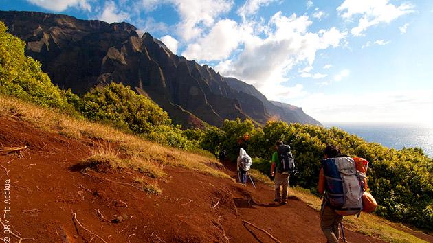 Hawaï, Kauai, Maui : randonnez sur les plus belles îles de l'archipel