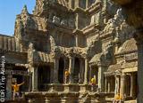 Jours 1 à 5: Siem Reap, Angkor et le lac Tonle Sap - voyages adékua