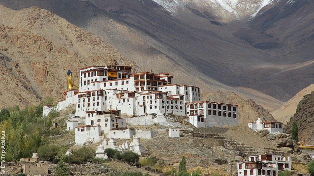 Découverte de monastères et ascensions sur les pas des Caravandes de la Route de la Soie pour ce trek au Ladakh