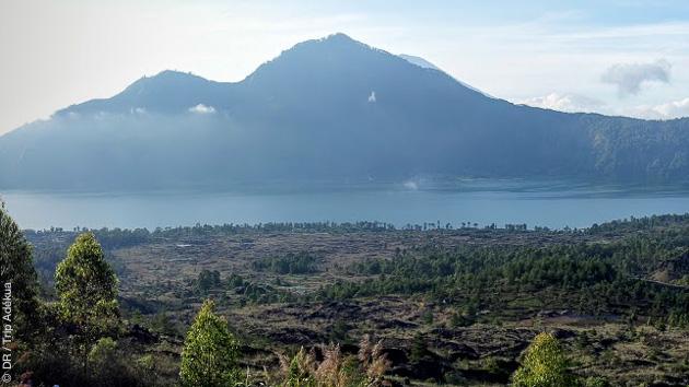 Volcans d'Indonésie à découvrir en randonnée pédestre sur Bali et Lombok