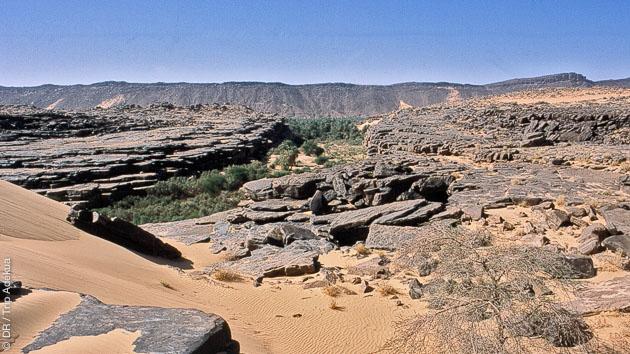 Grande traversée de l'Adrar en Mauritanie