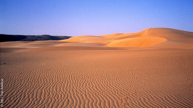 Une grande traversée unique à travers la Mauritanie