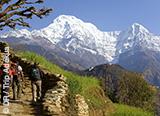 Jours 7 à 11: le tour du Manaslu au Népal - voyages adékua