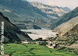 Jours 6 à 10: de Geling à Yara, au cœur du Royaume du Mustang - voyages adékua