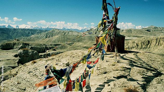 Un trek au Népal qui vous emmène par les cols du Royaume du Mustang