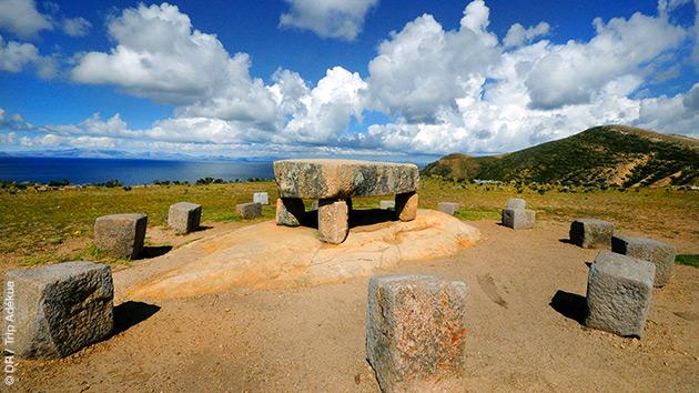 Au départ de La Paz, un circuit trek magique sur les chemins des Incas : lac TIticaca, Ile du Soleil, Codrillère Royale...