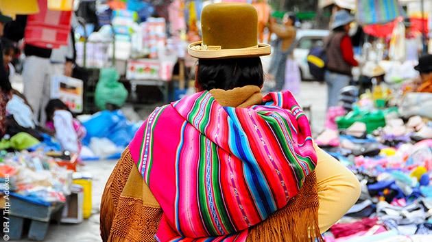 Découvrez les traditions et les croyances des Indiens Aymaras lors de ce circuit trekking en Bolivie