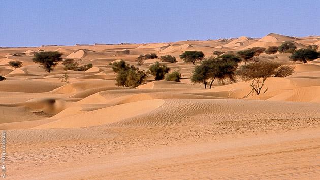 Trek en Mauritanie avec un guide français expert de la destination