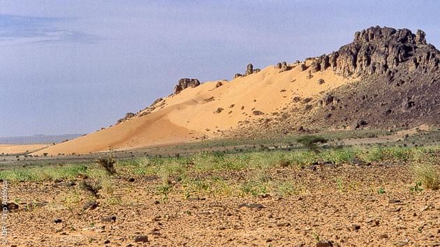 Un séjour trekking unique dans le désert de Mauritanie