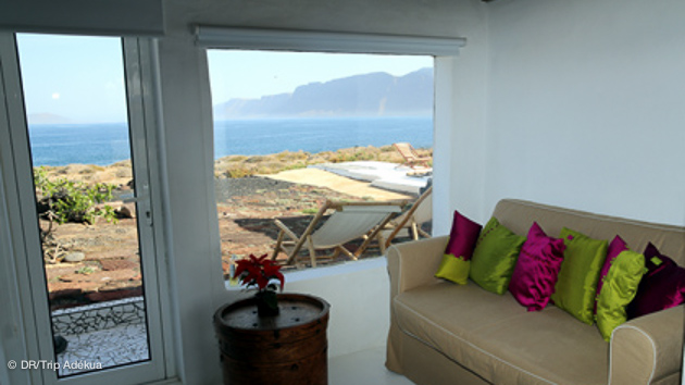 Un séjour trekking tout compris appartement et pension complète sur les sentiers de rando à Lanzarote