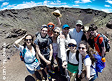 Aux coeur des terres volcaniques de Lanzarote, des treks suprenants - voyages adékua