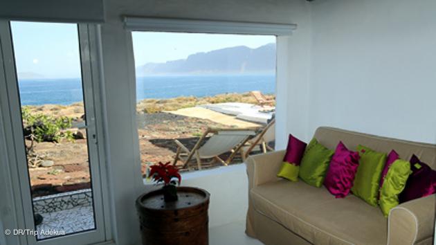 Logement en appartement ou maison pour ce séjour trek en groupe aux Canaries