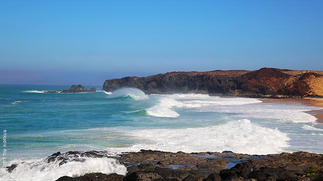 Randonnées au coeur d'un paysage volcanique, entre terre et mer aux Canaries