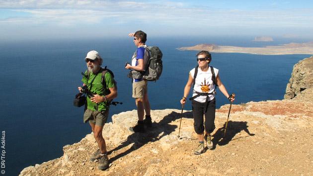 Mes 4 meilleurs s jours trekking lanzarote trek ad kua for Meilleur site reservation sejour