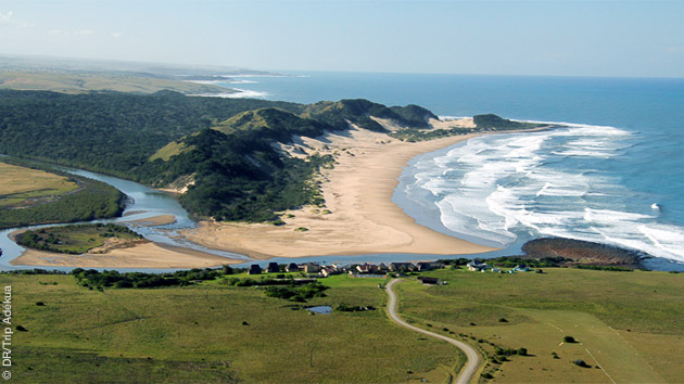 Dunes, sentiers et toujours les couleurs des paysages sauvages d'Afrique du Sud à découvrir en randonnée