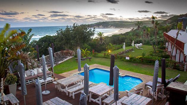 Lodges et hôtels sélectionnés pour votre séjour trekking sur la côte est de l'Afrique du Sud