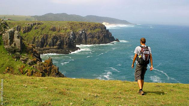 Sentiers côtiers pour profiter des paysages majestueux d'Afrique du Sud