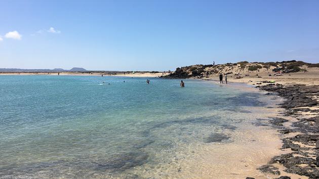 Découvrez les plus beaux itiénraires de randonnée de l'île de Fuerteventura