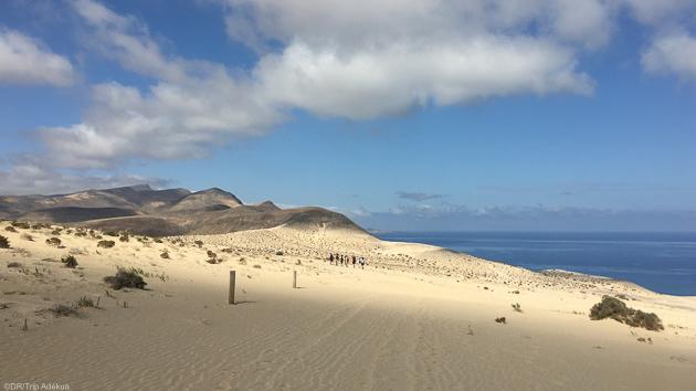 Randonnées avec guide, pension complète et hébergement pour ce séjour aux Canaries