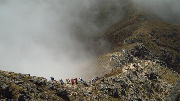 Votre randonnée trekking en Equateur