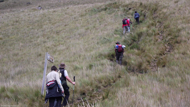 Marchez à la rencontre des populations andines