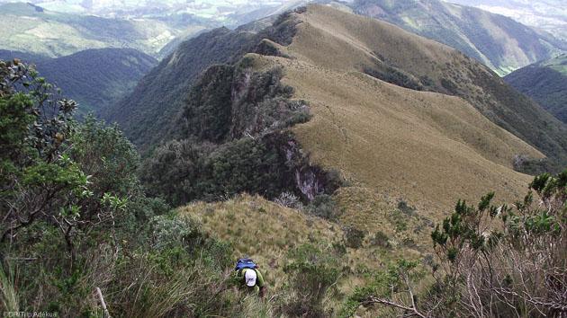 Un trek de rêve sur les plus hauts sommets d'Equateur