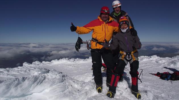 Un séjour trekking exceptionnel sur les sommets des Andes