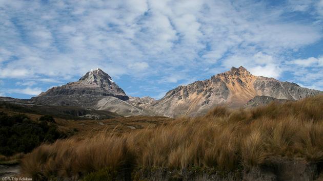 Admirez les plus beaux paysages d'Equateur pendant votre trek