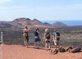 Entre surf et randonnées trekking pour découvrir l'île de Lanzarote - voyages adékua