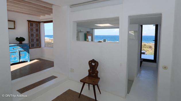 Pendant ce séjour randonnées et surf, vous êtes logés en appartement à Famara, Lanzarote