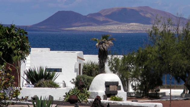 4 jours de randonnées et 2 jours d'activités nautiques à Lanzarote