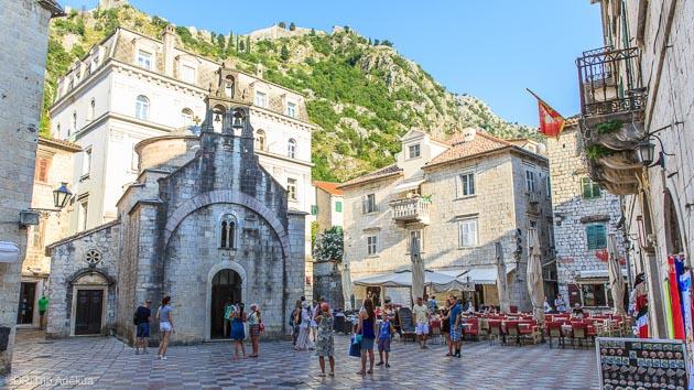 Découvrez le patrimoine du Monténégro pendant votre trek