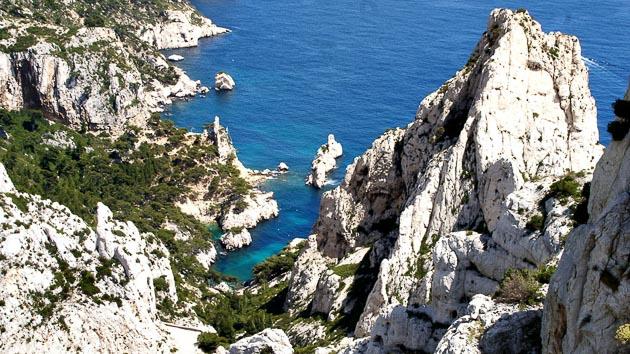 Les Calanques de Cassis pour un séjour trek en Méditerranée