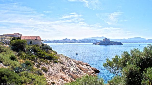 Découvrez Marseille pendant un séjour randonnée trekking de rêve