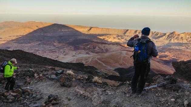 4 jours de trek unique pour sillonner Tenerife aux Canaries