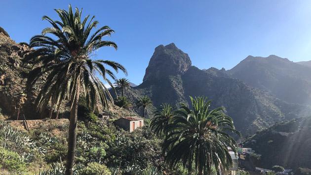 Un trek unique sur l'île de La Gomera aux Canaries