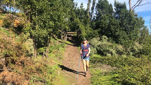 Des vacances trekking sur l'île de La Gomera aux Canaries