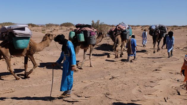 Un trek entre marche et découverte de la culture du Sud Maroc