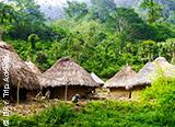 Jours 1 à 6 : départ de Bogotá, arrivée à Santa Marta, premières journées de trekking en Colombie - voyages adékua